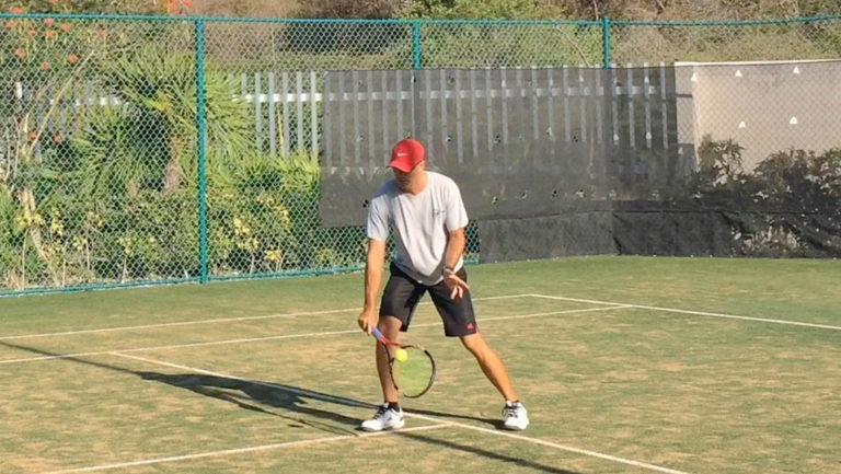 Tennis Shot Selection
