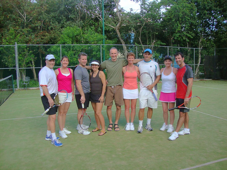 Tennis Playa del Carmen